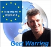 Nieuwe Single Gert Warring : Nederland Regelland  !